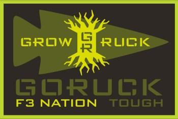 F3 GrowRuck